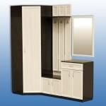 Набор мебели для прихожей-4 вариант 2. Габариты ш705-1905 г 400в 2100мм Цена 10450рубjpg