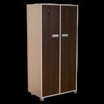 Ш2С Модерн  Распашной шкаф Габариты 800-500-1730мм Цена 5250руб
