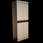 Шкаф Ш2С-2 Калипсо 700-430-2200мм  цена 7400руб