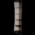 Стеллаж-2  Калипсо 300-420-2200мм цена 2500руб