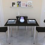 Стол кухонный Венеция CВ-1 Длина : 1100 мм Глубина : 700 мм Высота : 750 мм Толщина столешницы : 22 мм Цена: 2000 руб