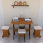 Стол кухонный раскладной СТО-2 Длина : 800 мм Глубина : 600 мм Высота : 770 мм разложенный: 1200 х 800 мм Цена: 2000 руб