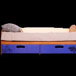 """Кровать """"Тачки"""" габариты:1840*740*630 Цена: 5700 руб (без матраса)"""