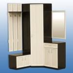Набор мебели для прихожей - 4 (свободной комплектации) Вариант 1 ш 1305-10305 г400мм.в 2100мм Цена 10450рубjpg