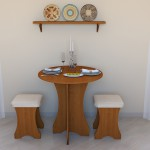 Стол кухонный Лотос СТО-3 Длина : 700 мм Глубина : 700 мм Высота : 750 мм Цена : 1300 руб Цвет ольха