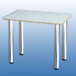 Стол обеденный-2 в760*ш900*г600мм цена: