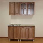 "Кухня ""Классика""МДФ 1,4м Цена 9800 руб Цвет: Ольха/черешня"