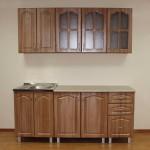 Кухня Классика МДФ1,8м Цена руб цвет: Ольха/черешня