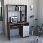 стол компьютерный СК-2 Длина : 1000 мм Глубина : 550 мм Высота : 1580 мм цена: 2850 руб цвет: шимо/дуб