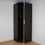 Шкаф угловой 850/850/2350мм в открытом виде 7500 руб