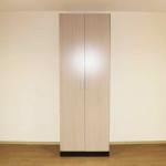 Шкаф комбинированный полки, штанга 800-600-2350  7400 руб